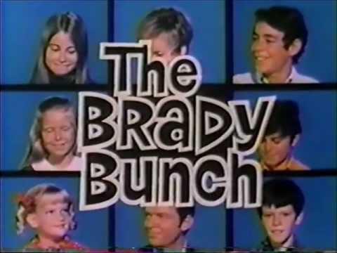 The Brady Bunch - 1969...