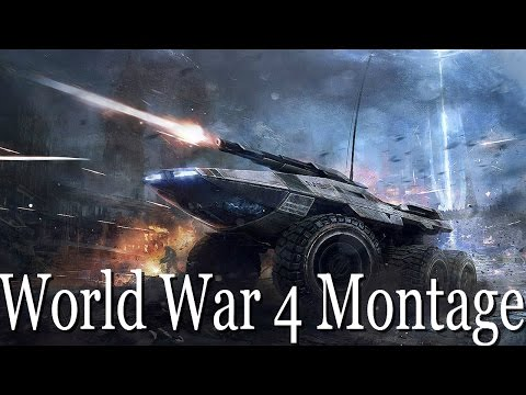 World War 4 - Cinematic Simulation
