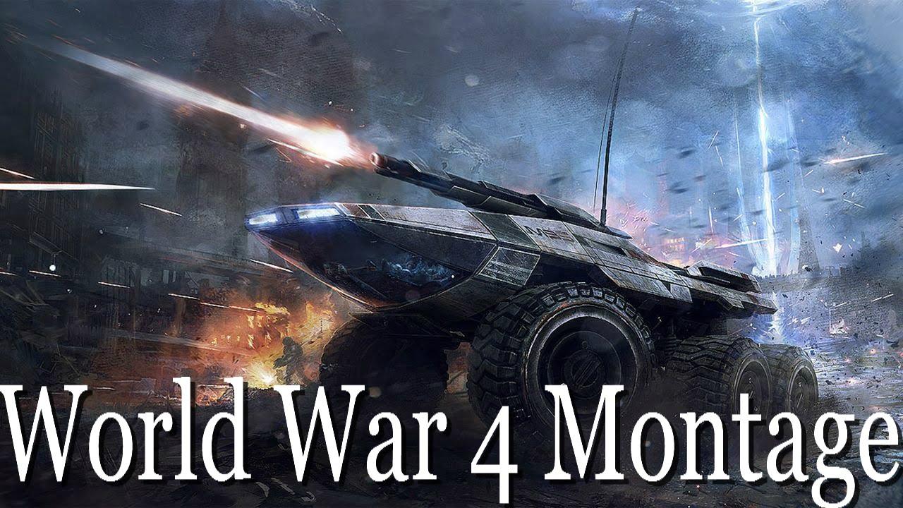 World War 4 - Cinematic Simulation