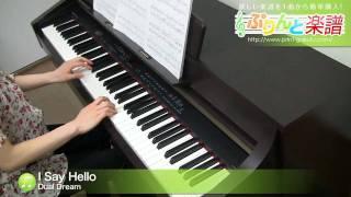 使用した楽譜はコチラ http://www.print-gakufu.com/score/detail/51550...