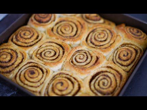 recette-des-brioches-roulées-à-la-cannelle-en-direct---cinnamon-rolls