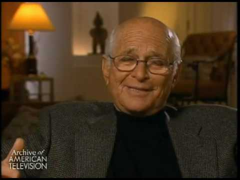 """Norman Lear tells a story about how Mickey Rooney was offered the role of """"Archie Bunker"""" on Al..."""
