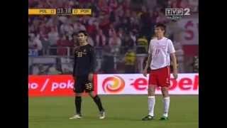 Polska VS Portugalia 2006 CAŁY MECZ