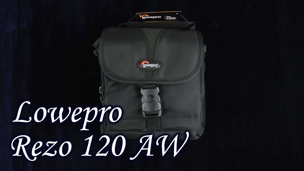 Lowepro Rezo 120 Aw Youtube Protactic Sh Black