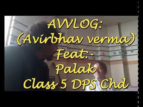 AVVLOG Feat:- Palak. Brief Chat with Avirbhav verma (Musician)