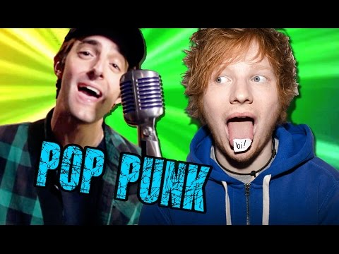 If Ed Sheeran was Pop Punk...