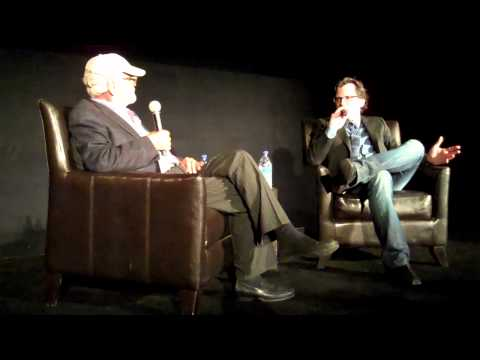 Norman Jewison at the Egyptian 4142012
