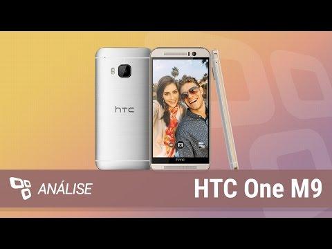 HTC One M9 [Análise] - TecMundo