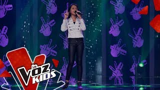 Valery canta Murió el Amor – Audiciones a Ciegas | La Voz Kids Colombia 2019
