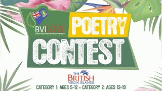 BVILOVE Poetry Contest Winners
