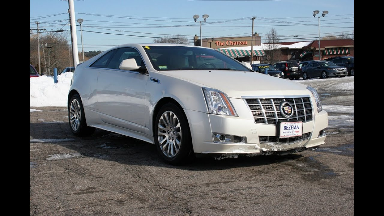 2012 Cadillac Cts4 Awd Performance Coupe Review And Test