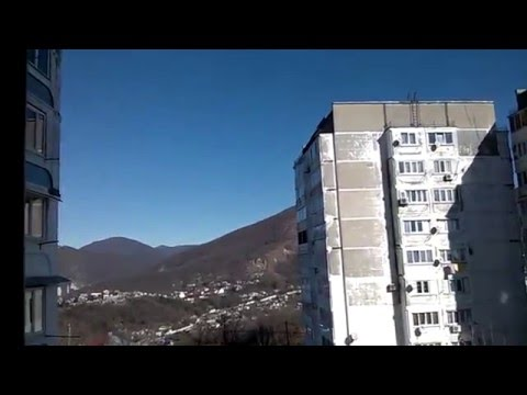 Квартира с видом на Черное море в Краснодарском крае в городе Туапсе которую мы купили в 2016г