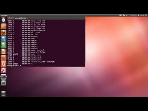 How to Use Unix PS Command