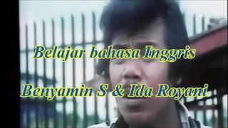 Belajar bahasa Inggris by Benyamin S & Ida Royani