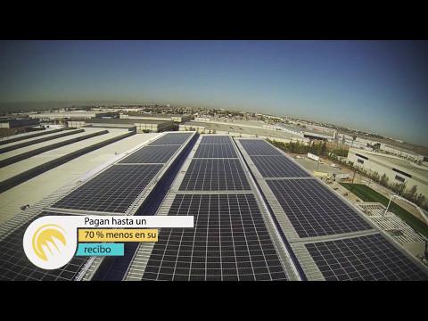 Paneles Solares Tijuana 1MW por 3Tek SOLAR 1 min Español