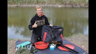 Что я беру на рыбалку или мини обзор сумки