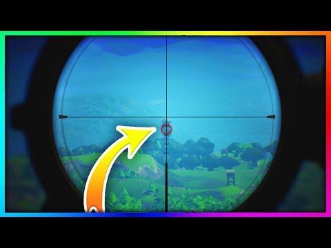 9 Of The Longest Range Shots To Ever Happen In Fortnite Battle Royale