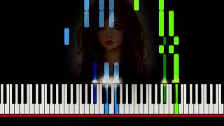 Грустная мелодия ost Орёл и Решка на пианино Ноты