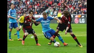 Hamburgo vs Bayer Leverkusen - 2017-18 Bundesliga Highlights