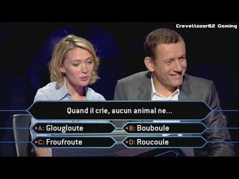 RE-UPLOAD Qui Veut Gagner Des Millions (QVGDM) - 03/07/2008 - Dany Boon et Anne Marivin