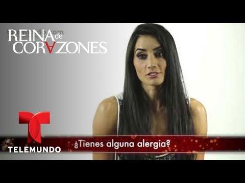 Reina de Corazones  Paola Núñez es maniática!  Telemundo Novelas