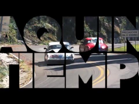 La Maquina del Tiempo, el paso de La Carrera Panamericana 2015 por Durango