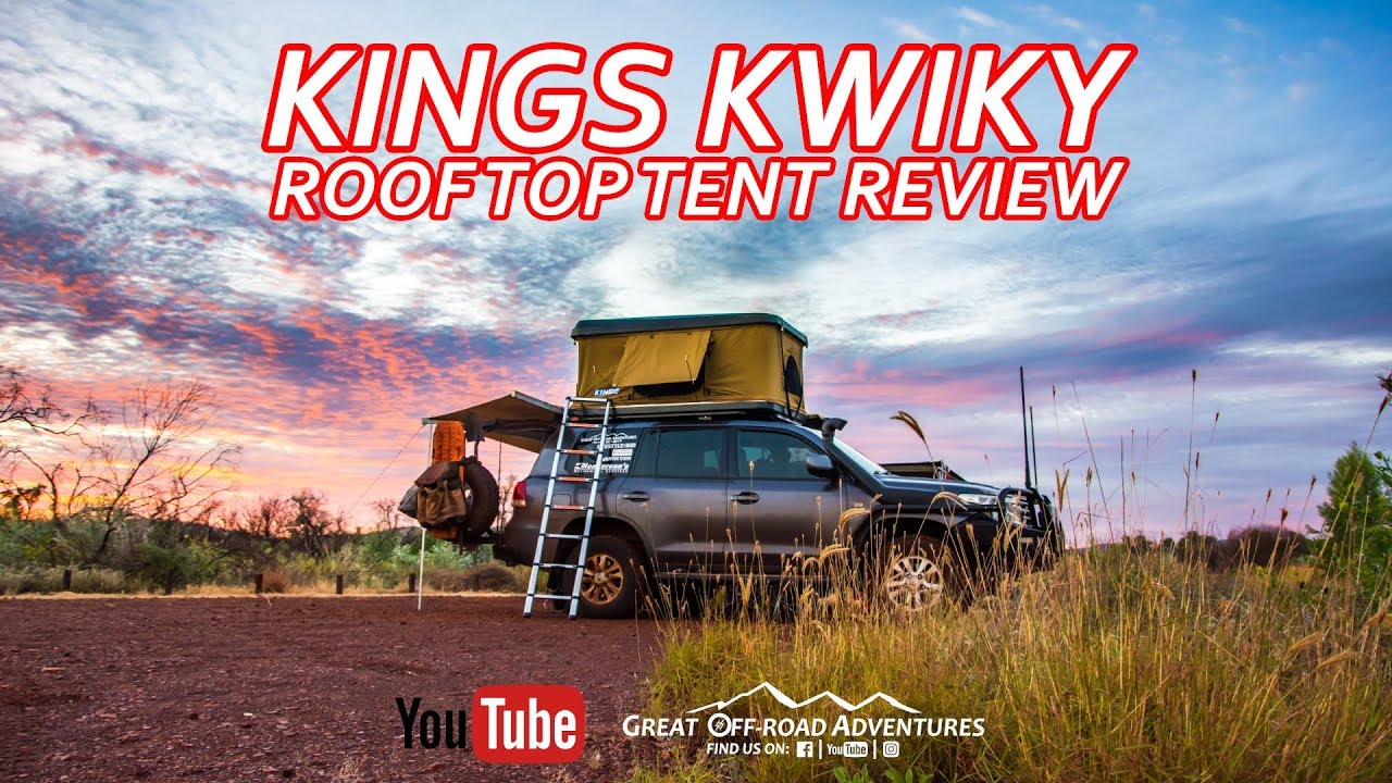 Adventure Kings Roof Top Tent Weight kings kwiky roof top tent review