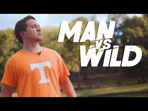 Wes Carroll Blog (58610) - SEC Shorts Presents Man Vs. Wild: Surviving as a Tennessee Fan