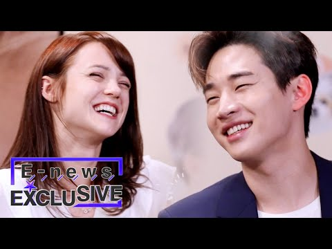 Henry❤️Kathryn~ Please Show Your Relationship By Giving Each Other A Look [E-news Exclusive Ep 124]
