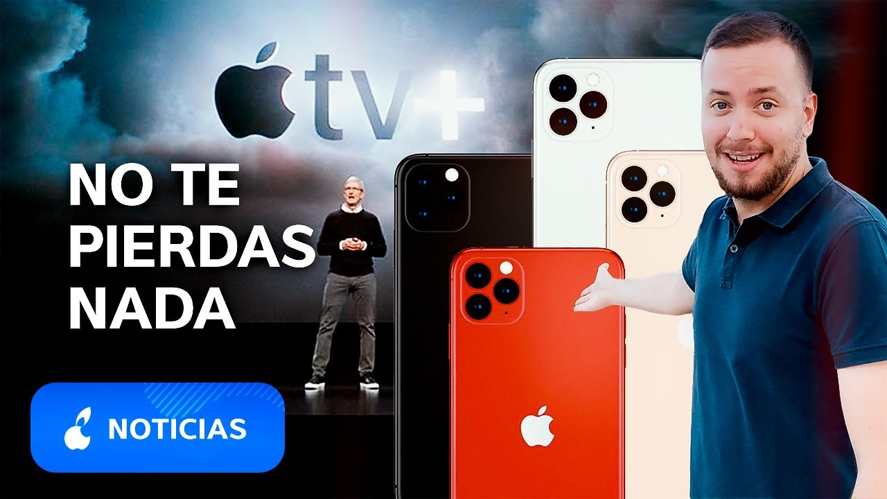EN VIVO: Apple hace la presentacin del iPhone 11 y sus nuevos ...