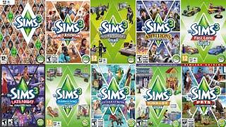 Hướng dẫn cài đặt The Sims 3 & các bản mở rộng