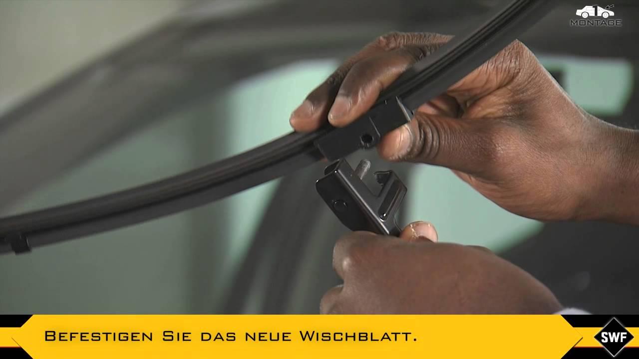 Scheibenwischer VisioFlex SWF 119781 Wischblatt