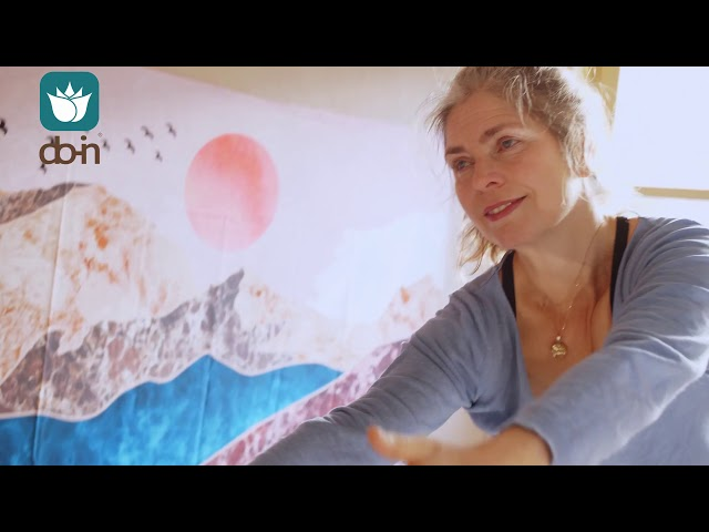 Do-In Yoga Ausbildung: Das tun, was dir Energie gibt. Mit Caroline Ligtenberg