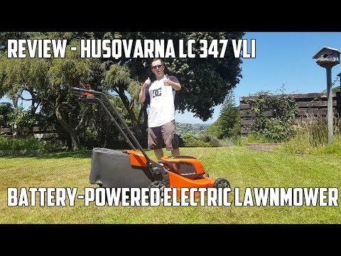 Husqvarna LC 347VLi