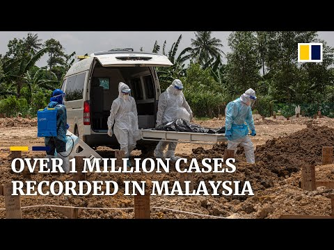 Malaysia's Covid-19 case toll tops 1 million as nation sees record day of infections