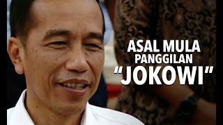 Terkuak! Asal Mula Joko Widodo Dipanggil Jokowi