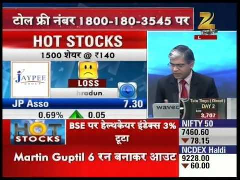 Expert advice on JP Associates and Punj Llyod shares : Hotstock