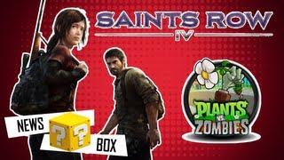 News Box pré E3 - The Last Of Us, TitanFall, Saints Row 4, Murdered Sols Suspect e mais
