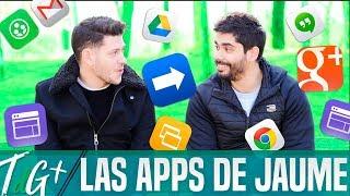 Las Apps IMPRESCINDIBLES de Jaume Lahoz