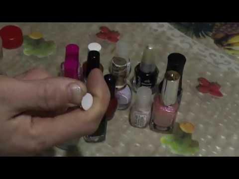 Чем разбавить лак для ногтей в домашних условиях