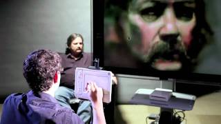 uDraw Studio - Wii - Gamescom 2010 David Kassan demo official video game preview trailer HD