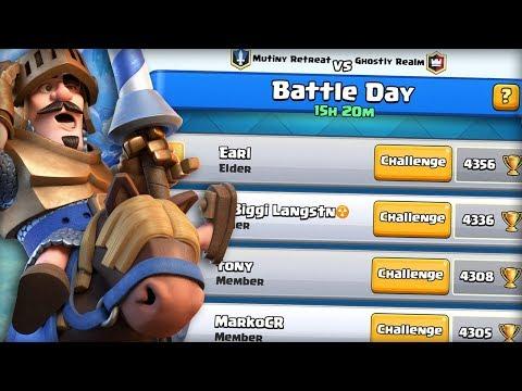 OMG! CLAN WARS IS COMING! Clash Royale APRIL UPDATE NEWS! Clan vs Clan Wars Confirmed!