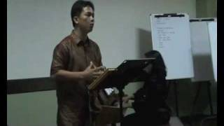 "Lagu Seriosa Indonesia ""Sandiwara"" - Music and Lyrics by Mochtar Embut"