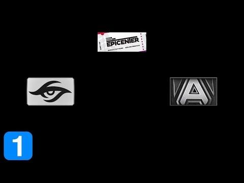 Team Secret vs Alliance - EPICENTER Moscow Full Highlights Dota 2