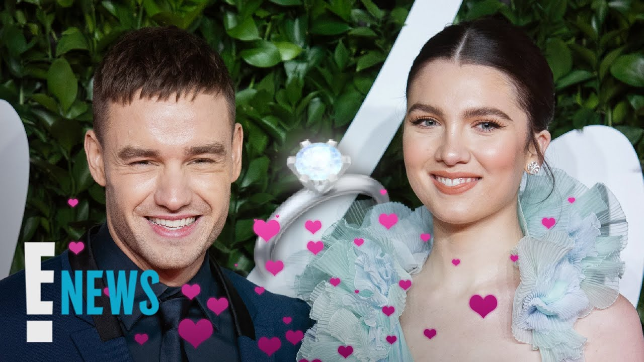 Former One Direction singer Liam Payne engaged to girlfriend Maya ...