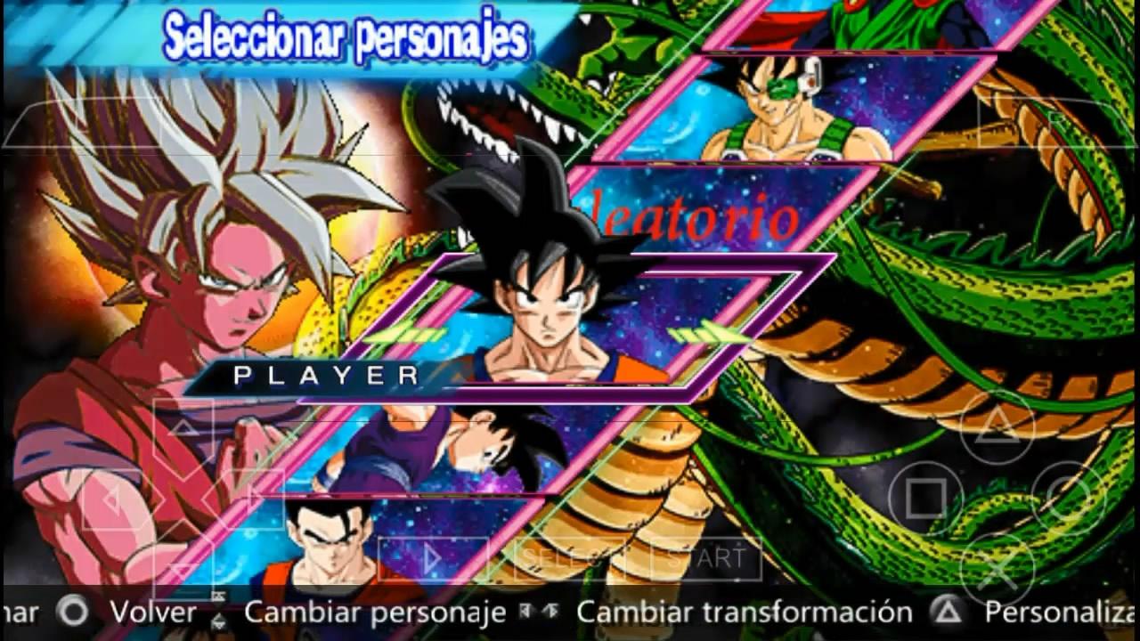 Dragon Ball Z Shin Budokai 5 Psp Games | Gameswalls org