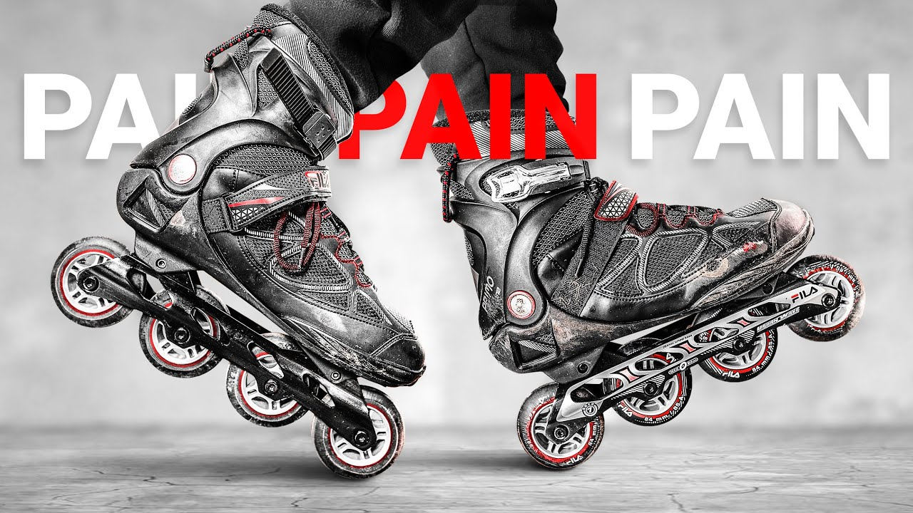Why Inline Skates Are Extremely Dangerous