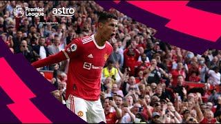 EPL Highlights: Manchester United 4 - 1 Newcastle United | Astro SuperSport