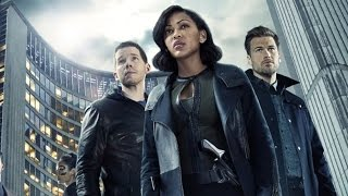 REVIEW MINORITY REPORT SEASON 1 EP. 5 THE PRESENT