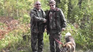 Сверчек и Ярик 4-е Татарские состязания по Медведю поздравления